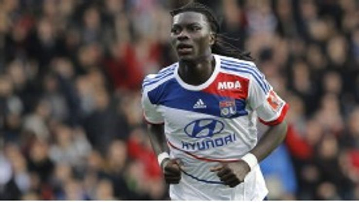 Gomis scored the winner in Frnce's friendly victory against Italy in Parma