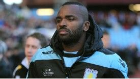 Bent joined Villa for a club-record £18 million in January 2011
