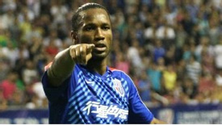 The experiment of Didier Drogba and Nicolas Anelka at Shanghai Shenhua did not have the desired results