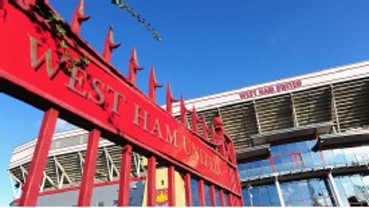 There are problems with corrosion at Upton Park, a report says