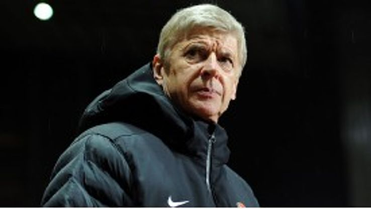 Arsene Wenger's side have slipped down to sixth position in the Premier League