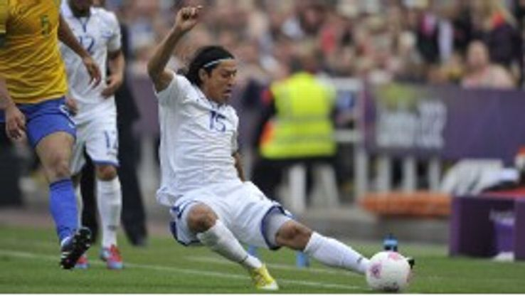 Roger Espinoza was impressive for Honduras at the 2012 Olympics