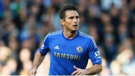 Frank Lampard may not be heading to China