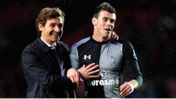 Gareth Bale came through the Southampton academy set-up