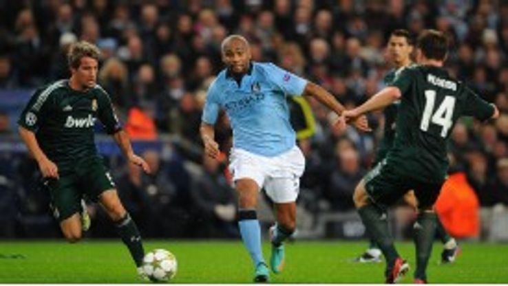 Maicon has endured a frustrating period at Manchester City