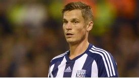 Markus Rosenberg: A key to West Brom's chances this season.
