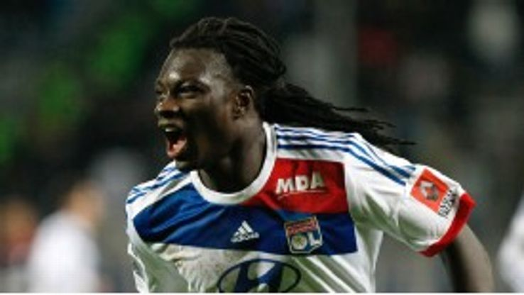 Bafetimbi Gomis has been in excellent form this season