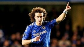 David Luiz says Chelsea are still a chance to finish the season strongly