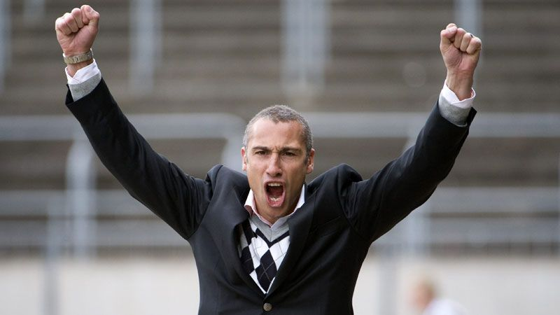 Henrik Larsson is looking to return to management