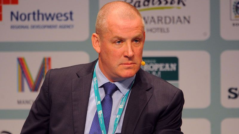 Warburton is a co-founder of highly-respected club youth tournament NextGen