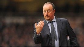 Rafa Benitez: Planning for Chelsea's future