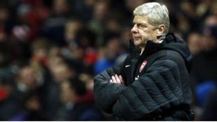 Wenger claimed in October that finishing fourth in the league was the equivalent of winning a trophy