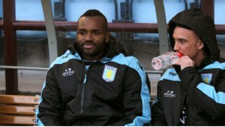 Darren Bent has had limited opportunities this season