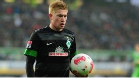 De Bruyne is yet to make a competitive appearance for Chelsea