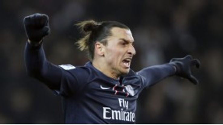 Zlatan Ibrahimovic is realistic about the chances of the pair joining PSG