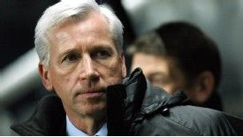 Pardew second full season at Newcastle has been his toughest time at the club