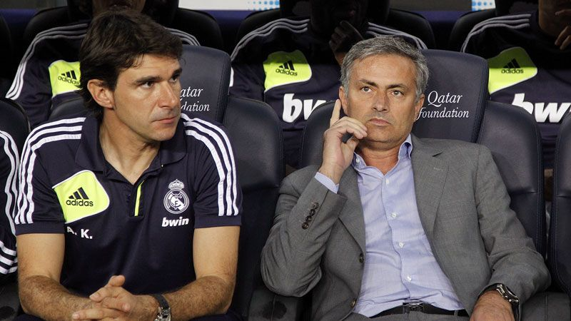 Jose Mourinho's influence makes Real Madrid want to win every trophy they can, says Aitor Karanka