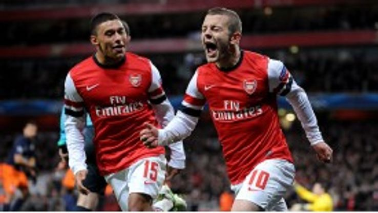 Alex Oxlade-Chamberlain and Jack Wilshere are close to putting pen to paper on new deals