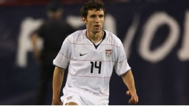 Michael Parkhurst wants a move that will also benefit his international career