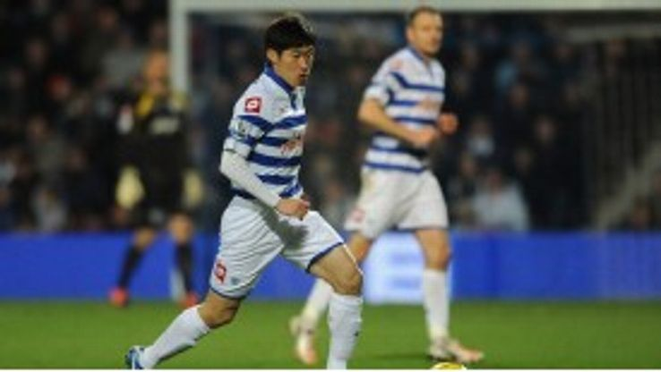 Park Ji-Sung: Joined QPR last summer from Manchester United