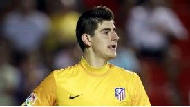 Everyone is responsible for keeping a clean sheet at Atletico Madrid, says goalkeeper Thibaut Courtois