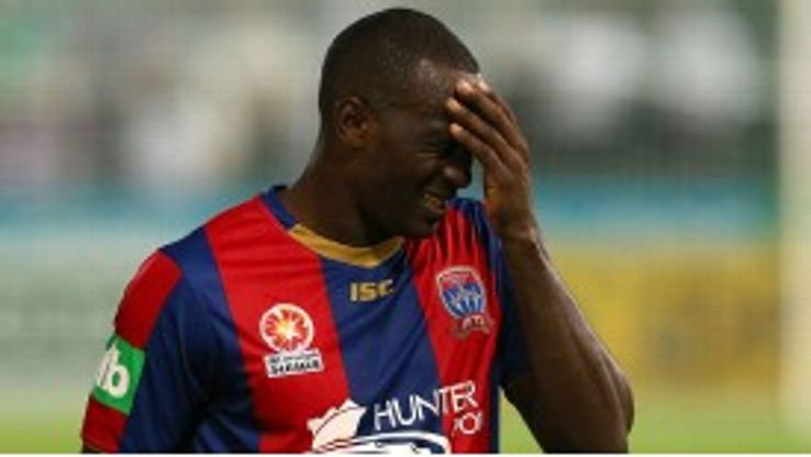 Emile Heskey will miss the start of the A-League season with a knee injury.