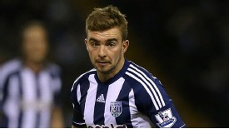 James Morrison has helped West Brom to a fine start to the season