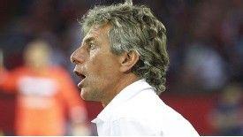 Lorient coach Christian Gourcuff: Four wins in a row
