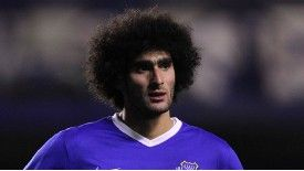 Marouane Fellaini has apologised for his actions