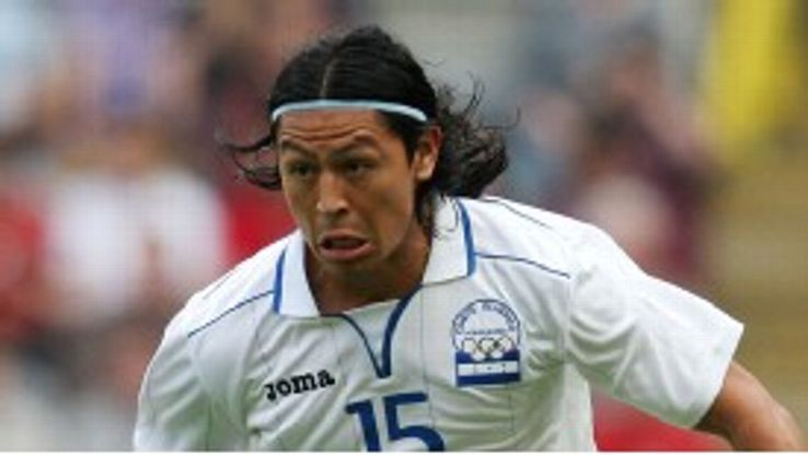 Roger Espinoza is to sign for Wigan in the January window