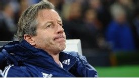 Jens Keller has guided Schalke to fourth place