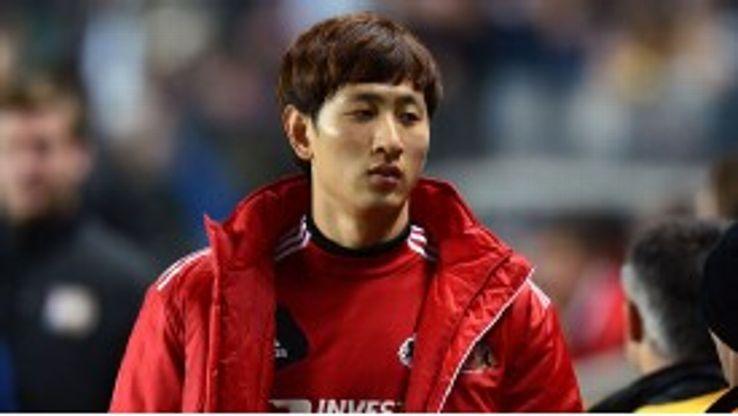 Martin O'Neill has not selected Ji Dong-Won so far this season