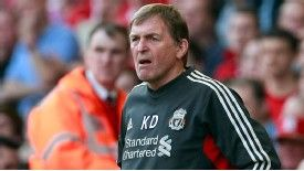 Kenny Dalglish was furious after the game