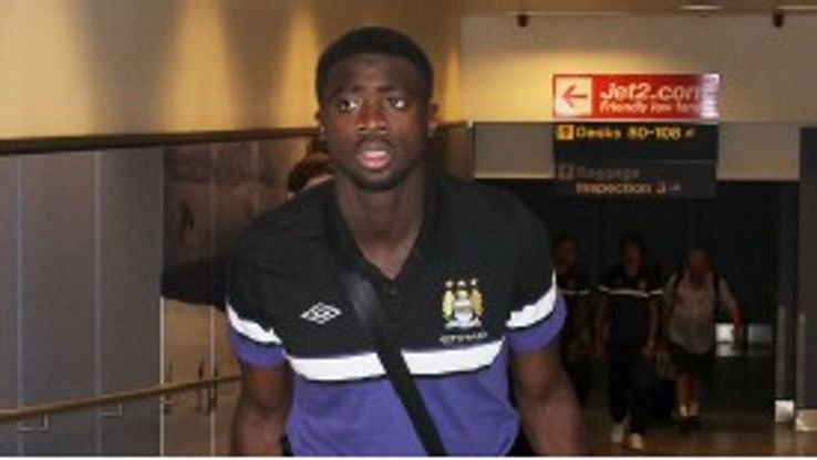 Kolo Toure is on his way in the summer