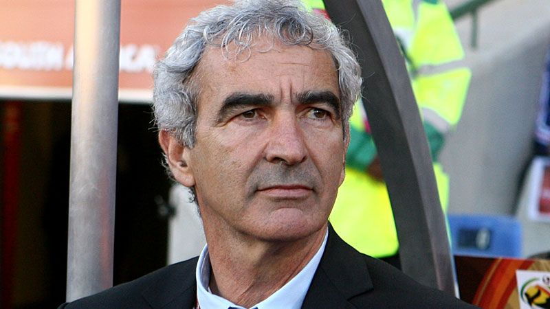 Domenech led France to the 2006 World Cup final