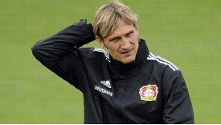 A testing season waits for Sami Hyypia at Bayer Leverkusen.
