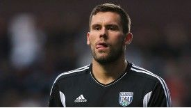 Foster has been first choice at The Hawthorns since moving there in 2011