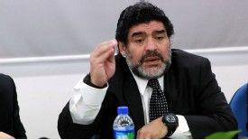 Diego Maradona is currently based in Dubai