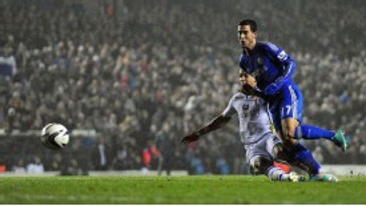 Eden Hazard has made a good start to life in England