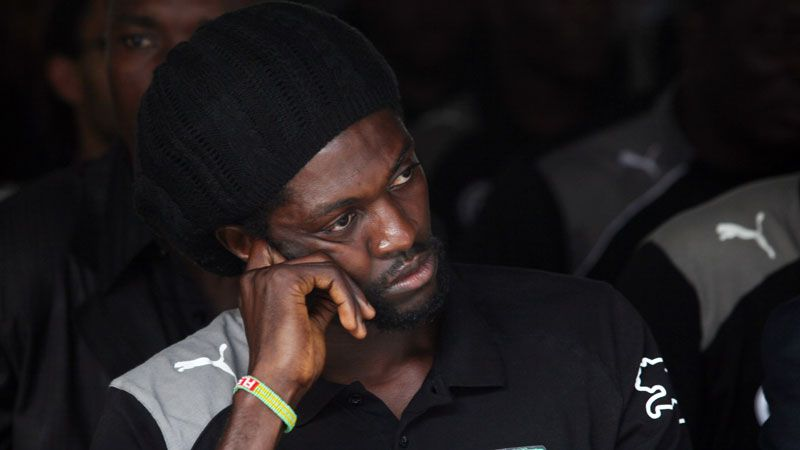Emmanuel Adebayor insists money has nothing to do with his reluctance to play for Togo