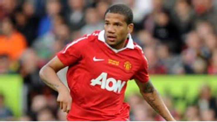 Bebe joined Manchester United from Vitoria de Guimaraes, his third club in the same transfer window.