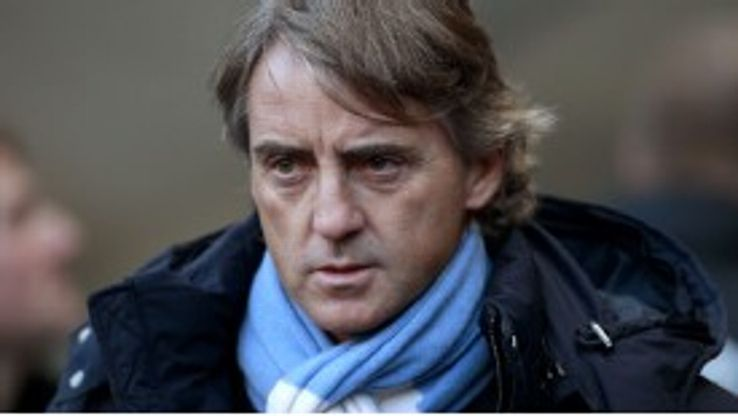 Mancini will be supporting fierce rivals United when the Champions League resumes.