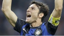Zanetti remains a fixture in the Inter team at 39 years of age