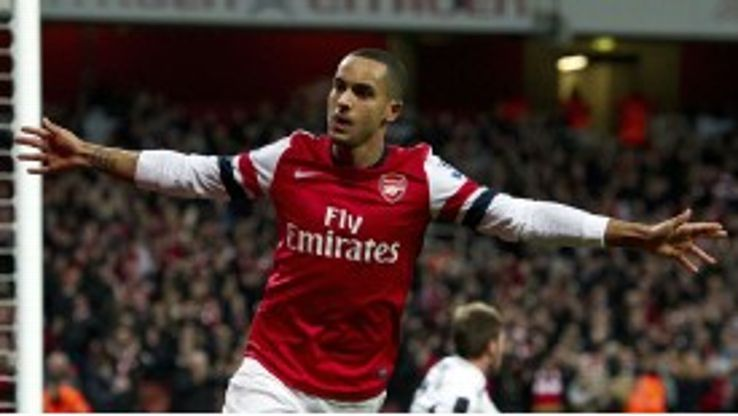 Theo Walcott was superb as Arsenal beat Newcastle 7-3 in a remarkable game
