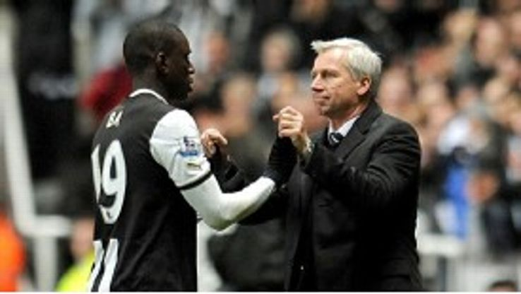 Demba Ba has been a key player for Newcastle since leaving West Ham in 2011