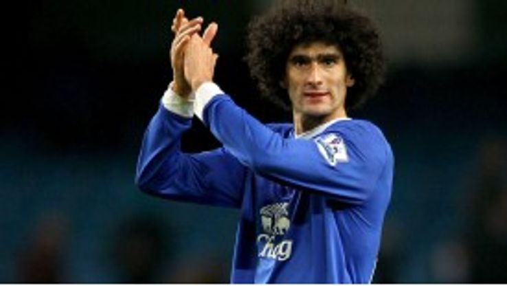 Fellaini has become an integral part of Everton's team