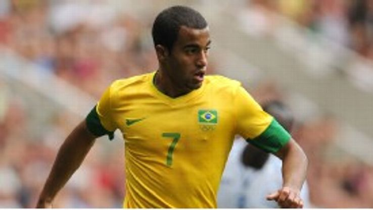Lucas Moura may take time to settle into the European lifestyle