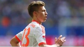 Weiser has found his chances limited at Bayern