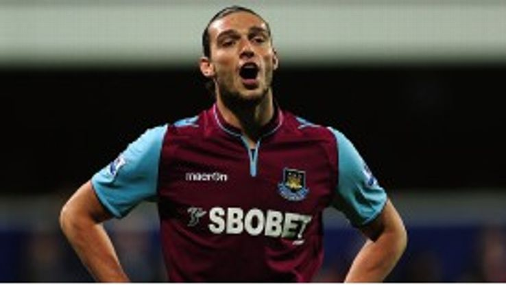 Carroll has scored just one goal for West Ham since joining them on loan in the summer