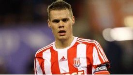 Shawcross has been a first-team fixture at Stoke since he arrived in 2007